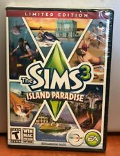 The Sims 3 Island Paradise - Win Mac NEW