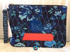 New Kenzo H&M Bag Flower Animal Print Clutch Party Limited Edition Valentine