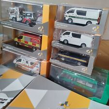die-cast model 1:43 TINY Hobby Hong Kong Vehicles Police Fire Ambulance香港微影商用車模型