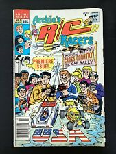 ARCHIE R/C RACERS ARCHIE COMICS 1989 FN-