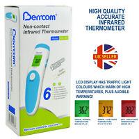 Berrcom 3-in-1 Instant Baby/Kid/ Adult Temperature Measure Digital Thermometer