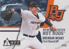 2018 Bowling Green Hot Rods Brendan McKay RC Rookie Tampa Bay Rays Minor