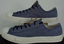 "New VEGAN COLLECTORS Mens 12 CONVERSE ""CT Post OX"" Blue Shoes $125 138488C"