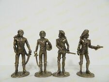 Metallfiguren Piratа Full Set bronze Ferrero