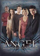Angel Season 4 BASIC / BASE SET OF 90  CARDS BY INKWORKS