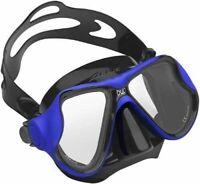 Aeris DUO Mask Dive Scuba Snorkel, black silicone with storage box New in BOX