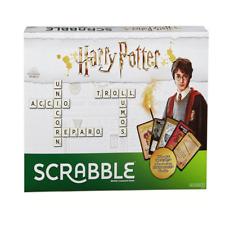 Mattel - Scrabble Harry Potter Board Game - Brand New