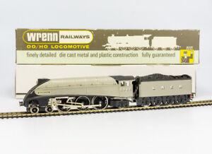 Wrenn Railways - W2283 A4 Woodcock LNER Grey Locomotive - Boxed