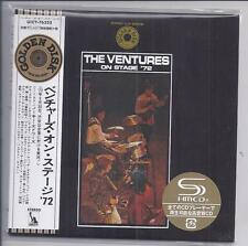 THE VENTURES On Stage '72 JAPAN mini lp cd SHM papersleeve cd UICY-76355  NEW