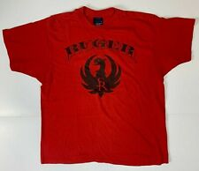 New listing Vintage 70s 80s Ruger Firearms Gun T-Shirt Mens Single Stitch Sneakers Usa Made