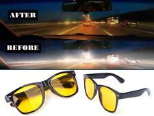 Gafas de conducción nocturna para reducir el impacto de brillo en los ojos