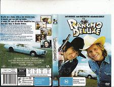 Rancho Deluxe-1974-Jeff Bridges-Movie-DVD