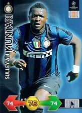 Panini Super Strikes   Sulley Ali Muntari