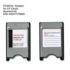 PCMCIA Adapter für Compact Flash TYP I  Karten Adapter CF für PC Laptop Maschine