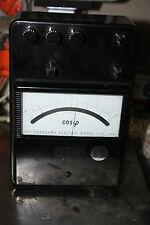 Yokogawa Electric Works type 2039 COS4 Portable Power Factor Meter