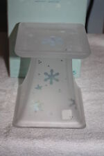 PartyLite Snowy Nights Candle Holder