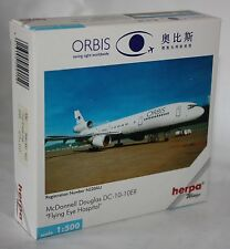 Herpa Wings-Orbis-Hospital-Douglas dc-10-10er M/W Reg. - scale 1:500 #500159