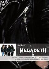 NEW DVD Video Hits: Megadeth~,Megadeth