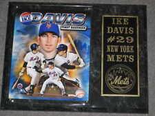 Ike Davis NY Mets 2010 I Like Ike Photo 12x15 Black Wall Plaque