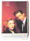 X-Files Season 3 by Topps in 1996.Complete 72 card base set in nm/mint condition
