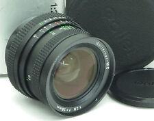 ROLLEIFLEX 28mm 2.8 Rolleinar-MC + Custodia-Rollei QBM-Boxed -