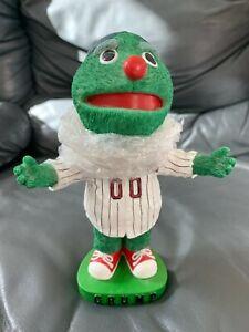 Scranton W/B Red Barons Baseball Mascot Bobblehead 'Grump'