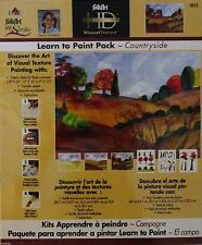 Donna Dewberry Learn to Paint COUNTRYSIDE Patterns Transfer Paper Worksheets