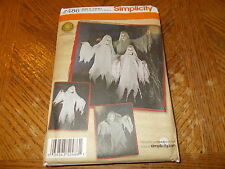 Simplicity COSTUME Pattern 2486 Mens/Misses ROMAN EXILE ~ Ghosts/Ghouls S/M-M/L