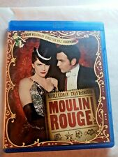 Moulin Rouge! (2001) [Blu-ray] [Nicole Kidman & Ewan McGregor]