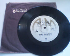 "THE POLICE - 7""45 ""DON'T STAND SO CLOSE TO ME / FRIENDS"" 1980 A&M OZ"