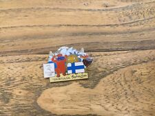 Metal Pin Badge - Olympic Sydney 2000 Tervetuloa