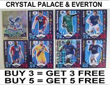 Everton Match Attax Game 2016-2017 Football Trading Cards