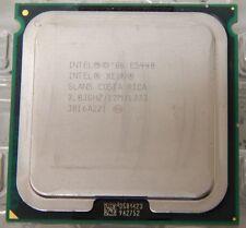 Intel Xeon E5440 2.83GHz 12MB 1333MHz LGA771 Quad Core Processor (SLANS)