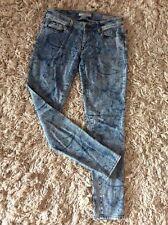 Mavi Damen Jeans Hose Serena Super Skinny blau Stretch W30 L32 neuwertig
