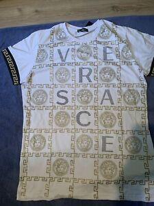 Versace Herren T-shirt Gr  3xL