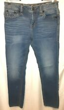 Rock Revival Mid Rise Skinny Barby Jeans ~ Size 31