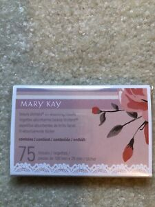 Mary Kay Beauty Blotters Oil-Absorbing 75 Tissues FREE SHIPPING