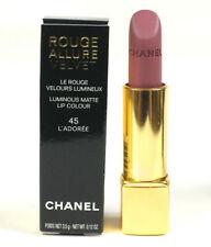 Chanel L'Adoree 45 Rouge Allure Velvet Luminous Matte Lip Colour 0.12 oz NIB