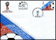2018 Hungary, 2018 FIFA World Cup Russia™, soccer, football, FDC