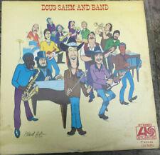 Doug Sahm And Band vinyl LP, 1973