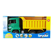 BRUDER MAN TGA Dump Truck / Scale 1:16 / NEW in box