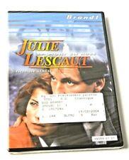 DVD FILM TELEFIM SERIE TELEVISEE TF1 JULIE LESCAUT GENEST LA MORT EN ROSE BRANDT