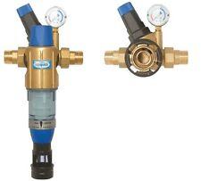 "BWT Aqa Quick HWS 1"" DN-25 Rückspülfilter Wasserfilter baugleich mit Bolero"