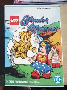 😘Lego 77906 Wonder Woman - San Diego Comic-Con 2020 Exclusive SDCC⭐🔷