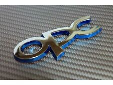 Vauxhall Opel OPC line badge blue emblem Astra Corsa Vectra Insignia GTC Adam