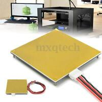 120*120mm RepRap 3D Printer PCB Heated MK2B Bed Hot Plate Kit For Mendel 12V