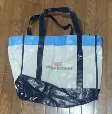 Vineyard Vines Whale Eco Friendly Reusable Shopping Tote Bag
