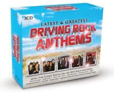 Latest and Greatest Driving Rock Anthems [CD]
