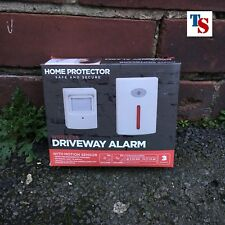 Home Protector - Wireless Security Alarm & Motion Sensor - home driveway garden