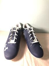 Under Armour Nitro Low MC Football Soccer Cleats Navy Blue, Men's Size 9.5